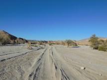 Anza-borrego Desert Sp North - California Trail Map