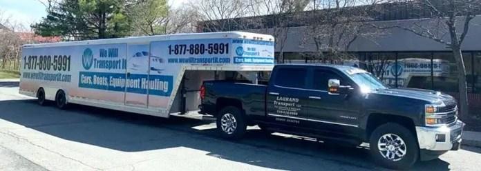 Shipping a Car from California to Florida