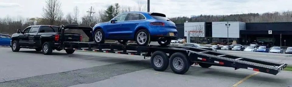 Auto Shipping from California to New York