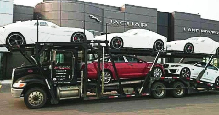 Shipping cars for Dealerships and Auctions in California