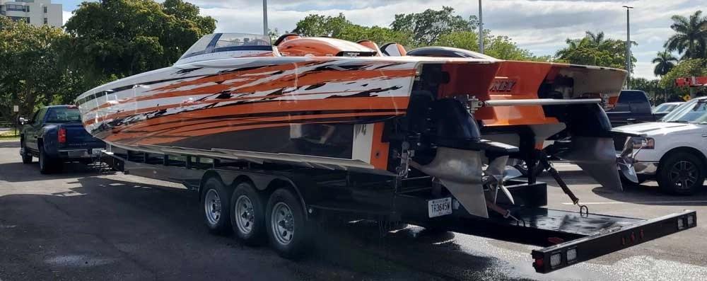 California to Washington Boat transport Companies
