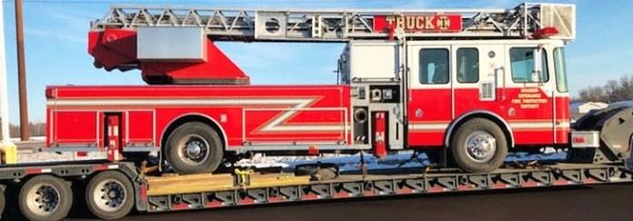 Emergency Equipment Transport in California, California Emergency Equipment Transportation