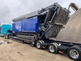 California to Nebraska heavy haulers shipping, Construction equipment transport California to Nebraska