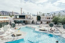 Ace Hotel Palm Springs California