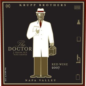 Krupp Brothers The Doctor 2007 Napa Valley Stagecoach