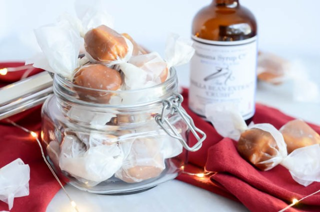 Change up your usual cookie platter this holiday season by adding some of these Homemade Caramel Covered Marshmallow Kisses!