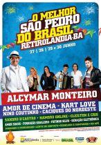 Cartaz do São Pedro de Retiro 2013