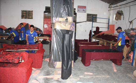 fabrica de sofá