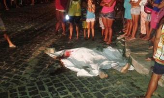 Conhecidos da vítima dizem que ela fazia uso de bebida alcoólica constantemente..