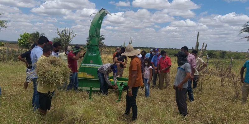 Com novos equipamentos associação de Capim Grosso aumenta em 50% a produção de leite
