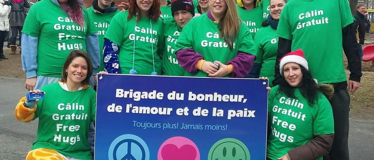 Permalink to: Activité de calin dimanche 29 octobre métro mont-royal 16h00