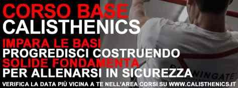 Corso-calisthenics