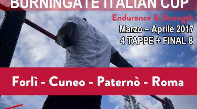 Burningate Italian Cup Endurance&Strength