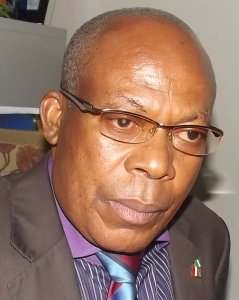 Clement Oshaka, D-G, CRGIA