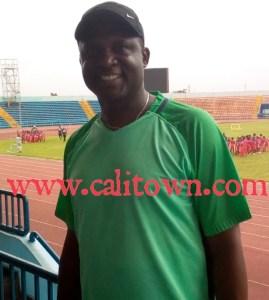 Calabar Soccer Clinic