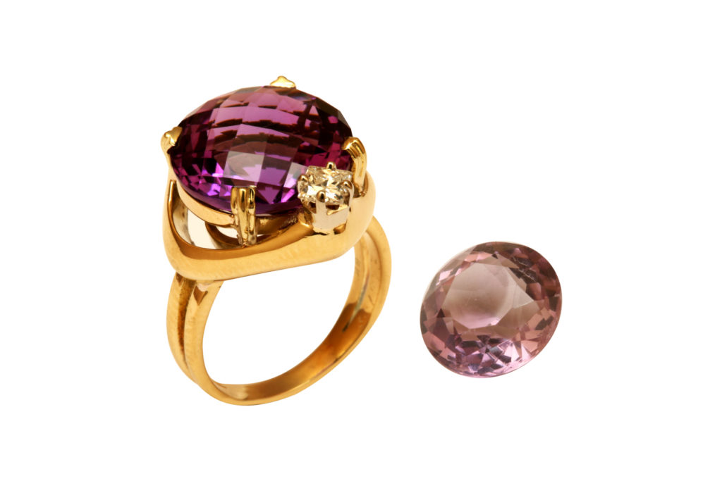 What to Do With Faded Gemstones