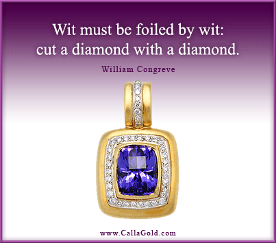 gems of wisdom quotes about diamonds and pendants