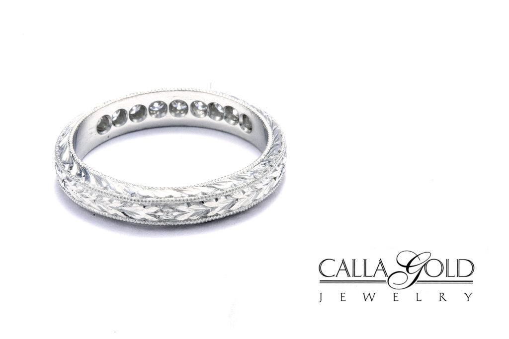 Wedding Bands  Makeover  Loving Your Jewelry Back to Life
