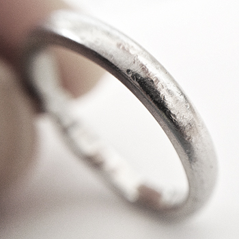 White Gold Vs Platinum For Wedding Rings Whats The