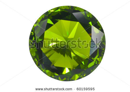 Stock Images of Gemstones Sometimes Have a Water Mark on Them