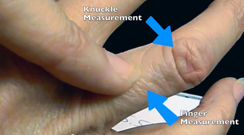 How to Measure Your Knuckle to Finger Differential