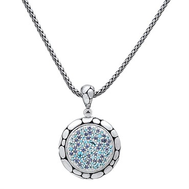 Tamar Wanted A Pendant That Resembled This Elegant John Hardy Design
