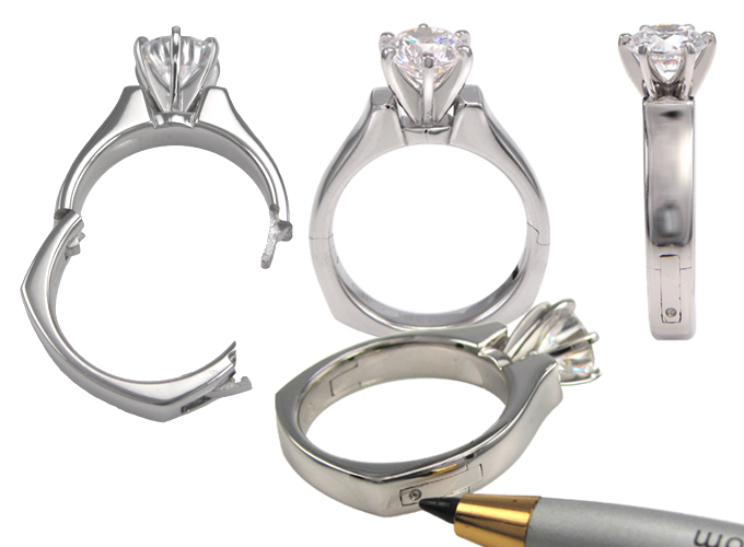 Foreverfit Arthritis Sufferers And Unfit Wedding Rings Calla