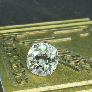 Cushion Cut Antique diamond