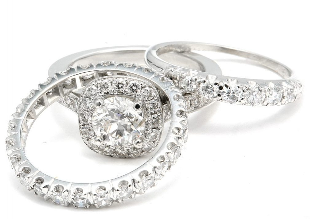 diamond eternity band, anniversary band and Engagement ring
