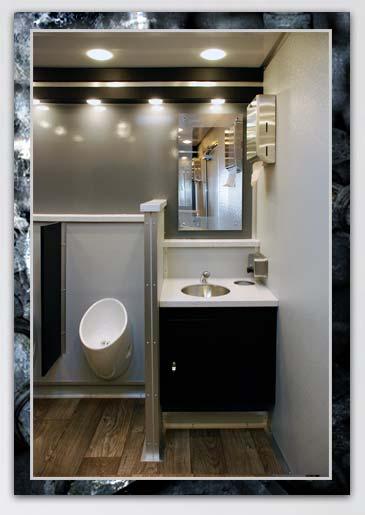 Bathroom Trailer Rental  The Industrial by CALLAHEAD 18006342085