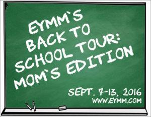 Backto School: Mom's Edition