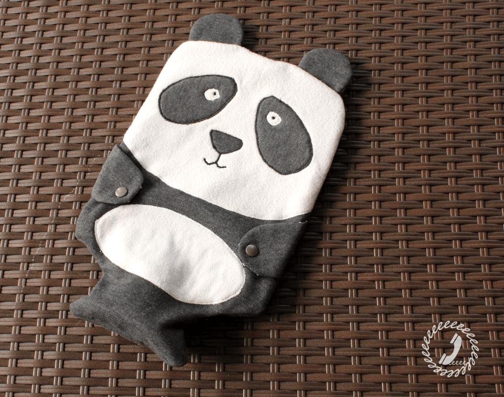 Wild Things Hottie – Pandas, Hot Water Bottles, and Being Sick