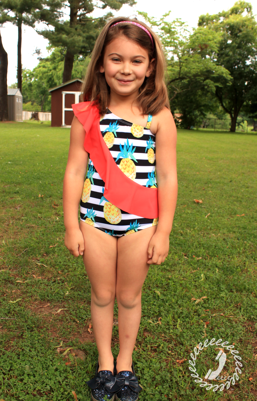 Designs by Call Ajaire Sash Swimsuit