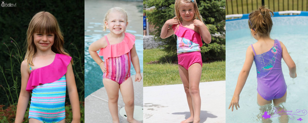 Sash Swimsuit Tester Inspiration