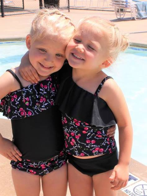 Sash Swimsuit Tester Inspiration
