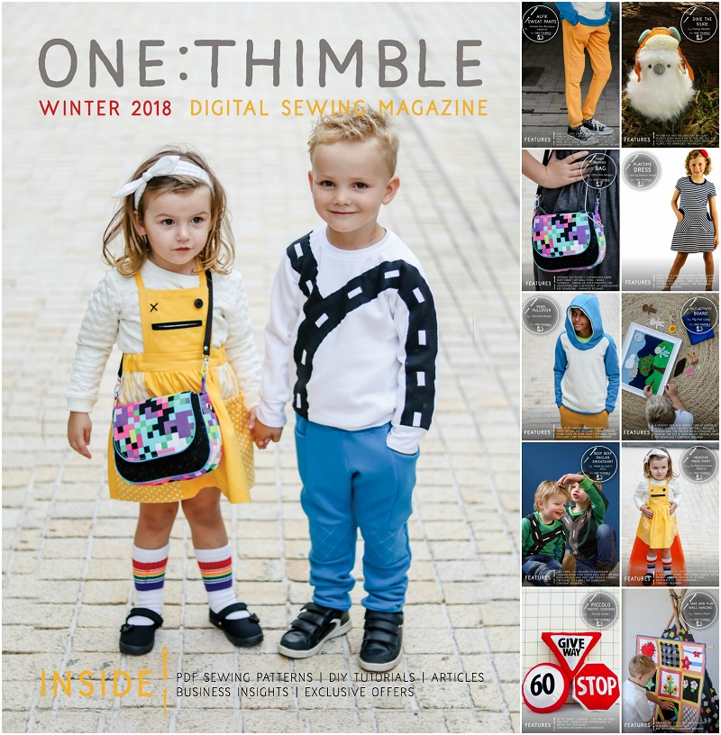 One Thimble Issue 19