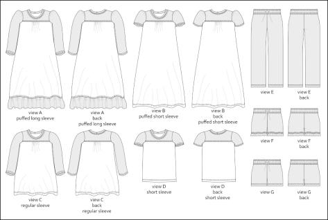 Nini Noni Nightwear