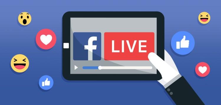 ebook live video social content