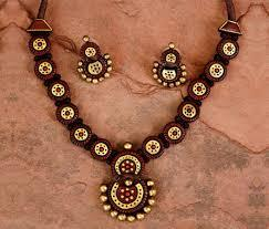 Terracotta Jewellery making Classes at Chennai :