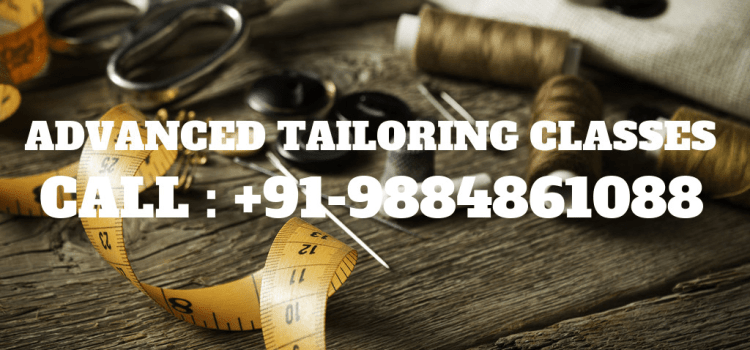 Advanced Tailoring Classes