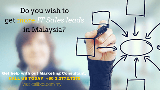 Do you wish to get more IT Sales leads in Australia?