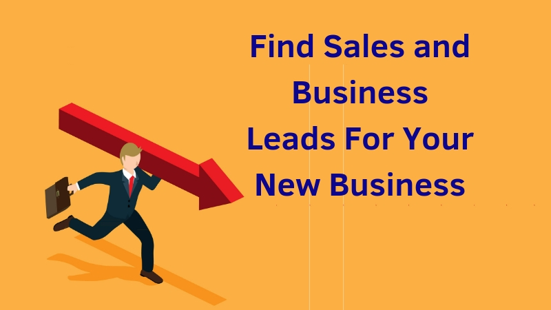 Find-Sales-and-Business-Leads-For-Your-New-Business