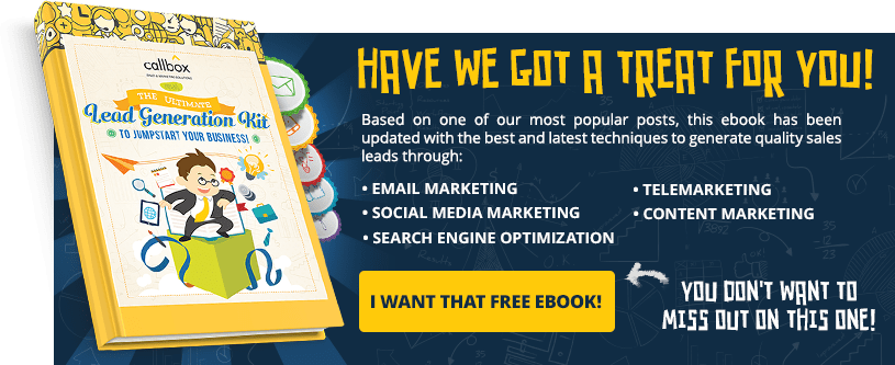 The Ultimate Lead Generation Kit [Ebook]