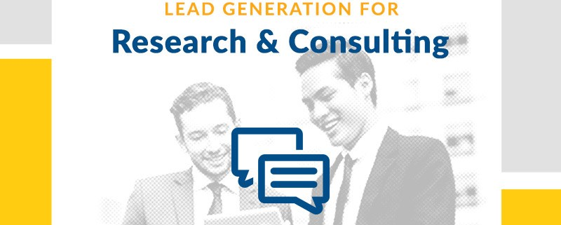 Lead Generation for Research Consulting