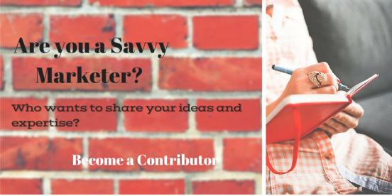 Become a Blog Contributor