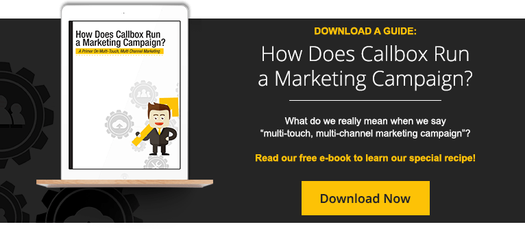 How Does Callbox Run a Successful Marketing Campaign?