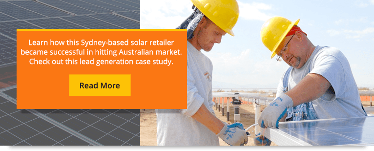 Lead Generation Services for Solar