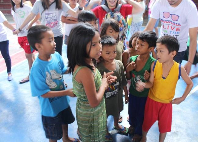 Callbox Pays It Forward: Children Games