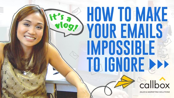 How to Make your Emails Impossible to Ignore [Video]