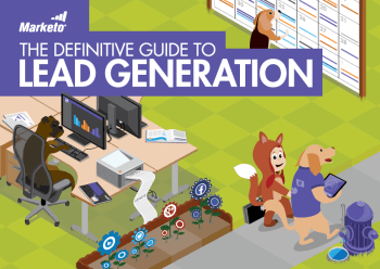 The Definitive Guide to Lead Generation - Marketo